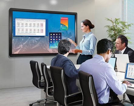 Clevertouch – Touchdisplays